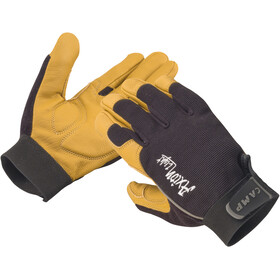 Camp Axion Light Gloves yellow/black